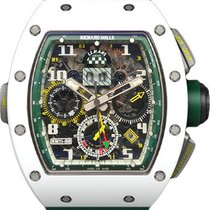 Richard Mille RM 11-02 Ceramic RM 011 50mm