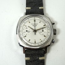 Heuer Steel 37mm Manual winding 7743 pre-owned United States of America, Texas, Houston