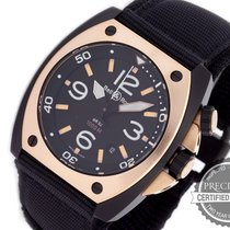 Bell & Ross BR 02 BR02-PINKGOLD-CA occasion