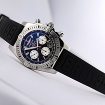 Breitling Chronomat 44 Airborne Steel 44mm Black No numerals United States of America, New Jersey, Princeton