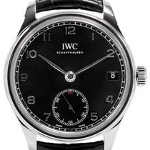 IWC Portuguese Hand-Wound новые 43mm Сталь