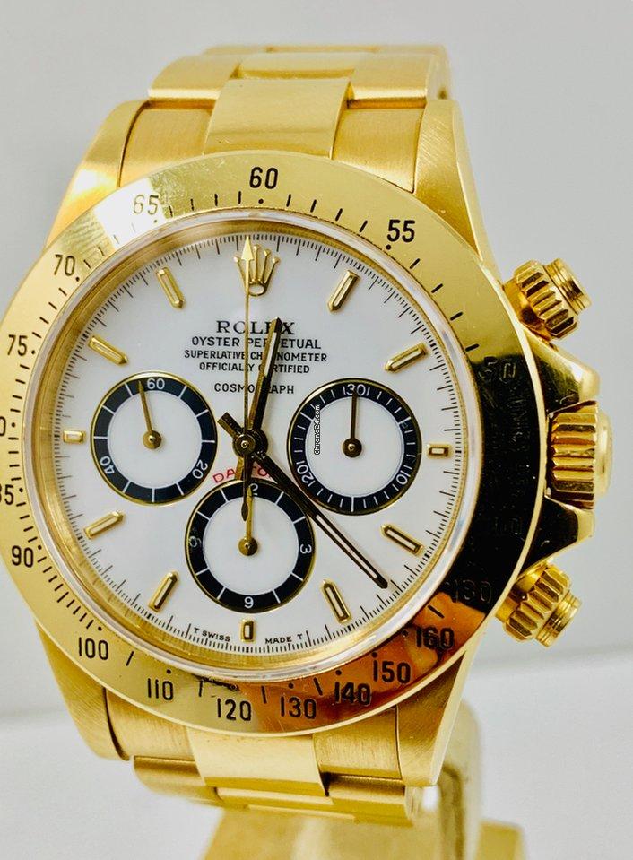 los angeles dadb0 d91c2 Rolex Daytona 16528 Porcelain Dial L23 for Price on request ...