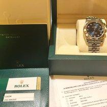 Rolex Datejust neu Automatik Uhr mit Original-Box und Original-Papieren 116234