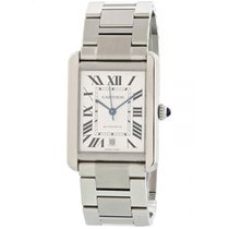 Cartier Tank Solo Steel 31mm Grey United States of America, New York, New York