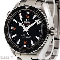Omega 23230422101003 Steel 2015 Seamaster Planet Ocean 42mm pre-owned
