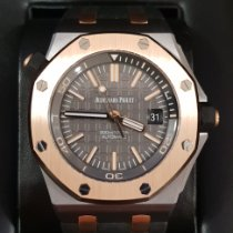 Audemars Piguet Royal Oak Offshore Diver nuevo 42mm Tántalo
