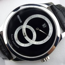 Epos Steel 43mm Manual winding 3370 pre-owned