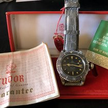 Tudor Submariner rabljen 40mm Crn