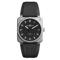 Bell & Ross BR 03-92 Steel Steel 42mm Black United States of America, Florida, Miami
