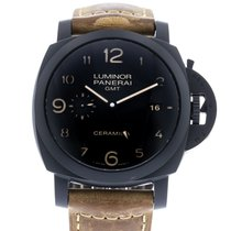 Panerai Luminor 1950 3 Days GMT Automatic Ceramic 44mm Black United States of America, Georgia, Atlanta