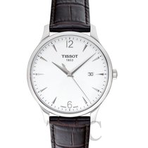 Tissot Tradition 42mm Silver