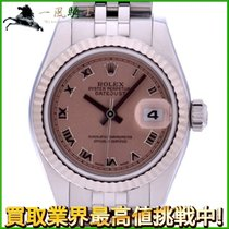Rolex Lady-Datejust Steel 26mm Pink United States of America, California, Los Angeles