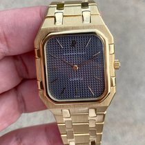 Audemars Piguet Royal Oak Jumbo Goud/Staal 32mm Grijs