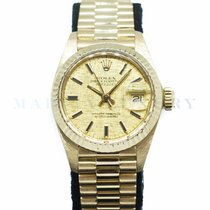 Rolex Lady-Datejust Yellow gold 26mm Gold No numerals Singapore, Singapore