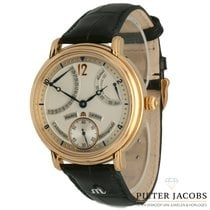 Maurice Lacroix Rose gold 43mm Manual winding MP6368 pre-owned