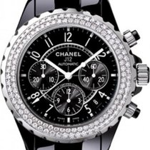 Chanel Ceramic 41mm Automatic H1009 pre-owned