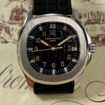 Patek Philippe 5066A-001 Steel 2006 Aquanaut 34mm pre-owned United Kingdom, London