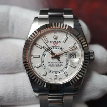Rolex Sky-Dweller Steel 42mm White No numerals United States of America, Florida, Orlando