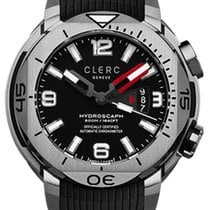 Clerc Steel 43.8mm Automatic H1-1.9.5 new