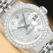 Rolex Steel 25mm Automatic 6517 pre-owned