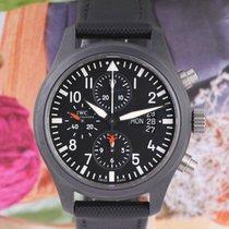 IWC IW378901 Cerámica 2010 Pilot Chronograph Top Gun 44mm usados