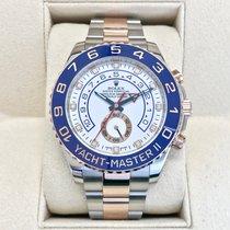 Rolex Yacht-Master II 116681 Sehr gut Gold/Stahl 44mm Automatik