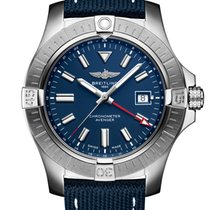 Breitling Steel 45mm Automatic A32395101C1X1 new