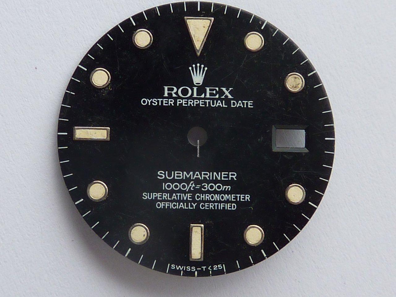 rolex swiss t 25 submariner dial zifferblatt vintage f r chf 695 kaufen von einem trusted seller. Black Bedroom Furniture Sets. Home Design Ideas