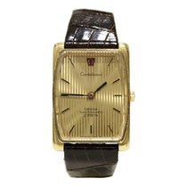 Omega Constellation Quartz Gult guld 31mm Gul Ingen tal
