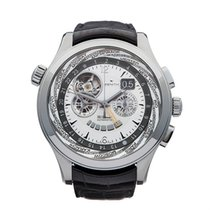 Zenith El Primero Grande Class Multicity Chronograph Stainless...