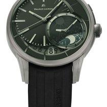Maurice Lacroix Pontos Decentrique GMT Berlin PT6118-SS001-330-LE