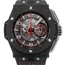 Hublot Carbono Automático 45mm 2015 Big Bang Ferrari
