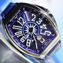 Franck Muller Steel Automatic new Vanguard