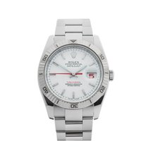 Rolex Datejust Turn-O-Graph Stainless Steel Unisex 116264 - W3497