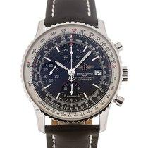 Breitling Navitimer Heritage 42 Chronograph Black Dial