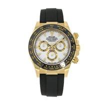Rolex Daytona Yellow gold 40mm White No numerals United States of America, New York, New York