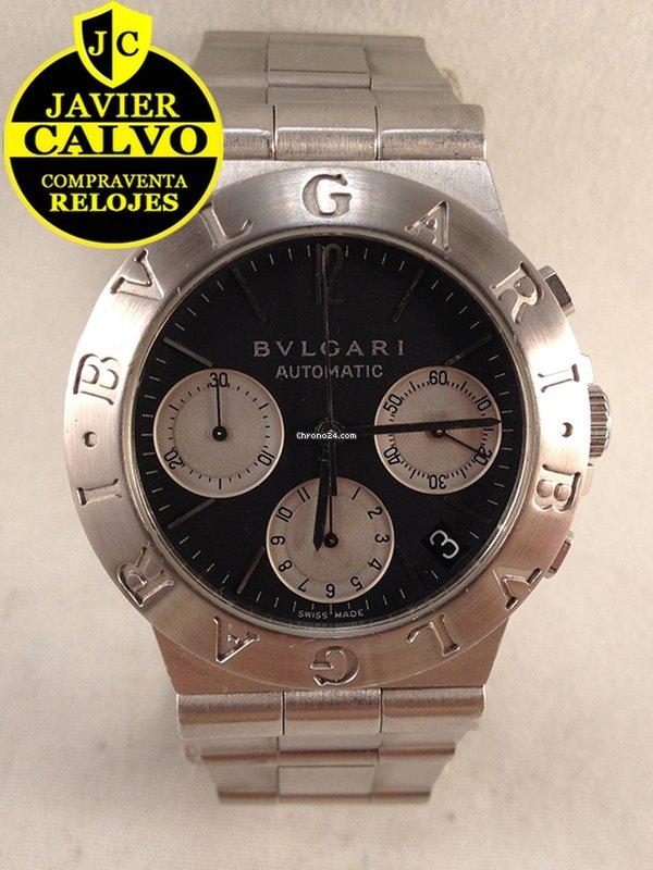 14df2715f6e6 Relojes bulgari precios de todos los relojes bulgari en chrono jpg 600x800 Bvlgari  relojes