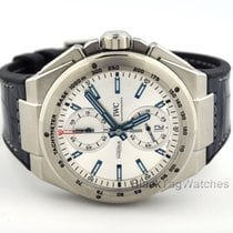 IWC Ingenieur Chronograph Racer Steel 45mm Silver No numerals United States of America, Florida, Aventura