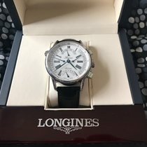Longines Heritage Retrograde FULL SET BOX and PAPERS