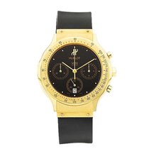 Hublot 1620.3 MDM Classic Chronograph Quartz in Yellow Gold -...