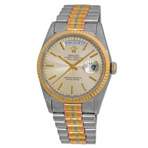 Rolex 36mm Automatic pre-owned Day-Date 36