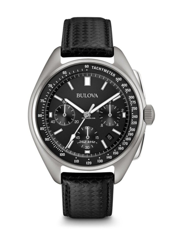 55b7d721307 Bulova LUNAR PILOT Chrono Special Steel like Omega MOONWATCH... for  491  for sale from a Seller on Chrono24