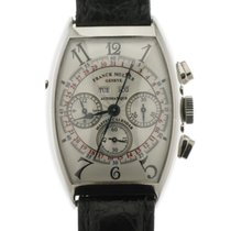 Franck Muller Steel 47mm Automatic 6850 CC MC AT pre-owned