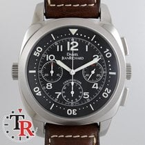 JeanRichard Steel 44mm Automatic 25030 pre-owned