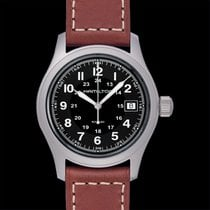 Hamilton H68411533 Steel Khaki Field 40mm new United States of America, California, San Mateo