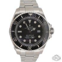 Rolex Sea-Dweller DeepSea | 44mm with Black Dial | 116660...