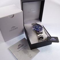 Orient Steel Automatic FAA02002D9 new