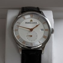 Maurice Lacroix Masterpiece Small Seconde nieuw Staal