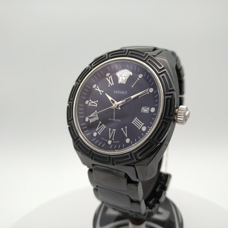 272cb39b05f7 Relojes Versace Cerámica - Precios de todos los relojes Versace Cerámica en  Chrono24