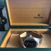 Rolex Automatisk 2002 begagnad Air King Precision Blå